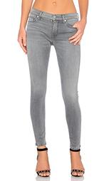Супер узкие джинсы средняя посадка nico - Hudson Jeans