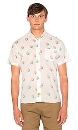 Рубашка на пуговицах palmero - Ambsn