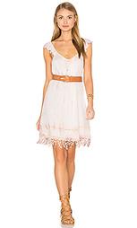 Платье из крошё с бахромой - Gypsy 05