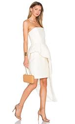 Платье из смеси хлопка и шелка the alston - TY-LR