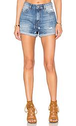 Обрезанные джинсовые шорты - ANINE BING