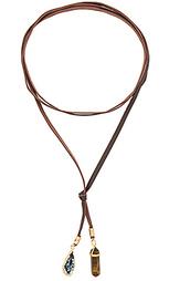 Ожерелье с камнями - Ettika