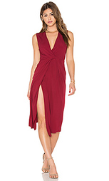 Платье миди arizona plunge - BEC&BRIDGE Bec&Bridge
