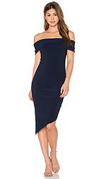 Платье миди montana asymmetrical - BEC&BRIDGE Bec&Bridge