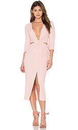 Макси платье slim dusty twist - BEC&BRIDGE Bec&Bridge