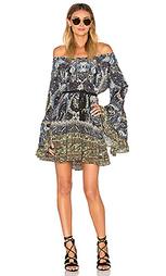Платье a line frill - Camilla