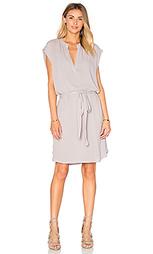 Платье с застёжкой на пуговицы - Lanston
