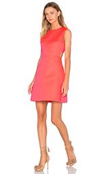 Расклешенное платье с вырезом - kate spade new york