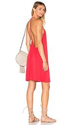 Платье-ками с открытой спиной - krisa