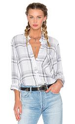 Рубашка на пуговицах с закругленным подолом - Bella Dahl