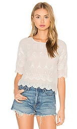 Блуза с коротким рукавом - Hoss Intropia