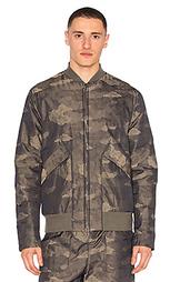 Куртка-бомбер на молнии - Helmut Lang