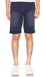 Промытые шорты-чино - CLOT