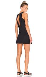 Мини платье pivot tennis - KORAL