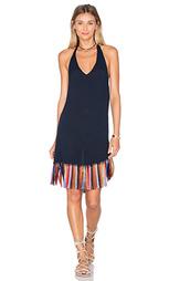 Платье с кисточками на завязках - Cleobella