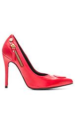 Туфли на каблуке heart - Love Moschino