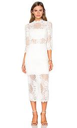 Платье миди miller - Alexis