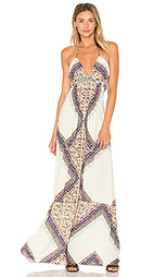 Макси платье waerheall - sky