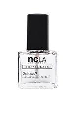 Закрепляющий слой лака для ногтей gelous - NCLA