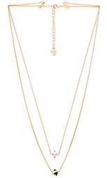 Многослойное ожерелье calista - Wanderlust + Co