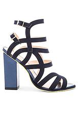 Туфли на каблуке danda - PAOLA FABRIS