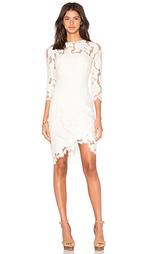 Платье с асимметричным вырезом arizona - Lover