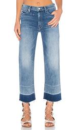 Укороченные джинсы maverick - MOTHER