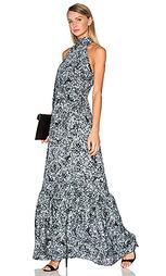 Макси платье leandra - Parker