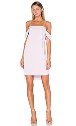 Мини платье mirella - Pink Stitch