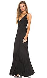 Макси платье adele bias - Line & Dot