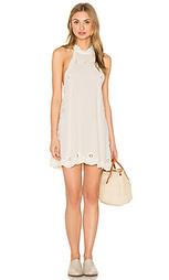 Короткое платье raquel - Cleobella