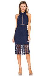 Платье миди gemma - Bardot