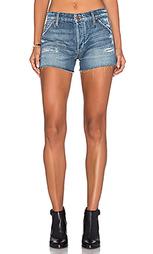 Джинсовые шорты wasteland - Joes Jeans