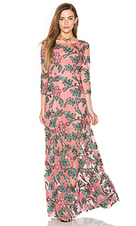 Макси платье rosali - For Love & Lemons