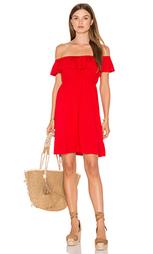 Платье с открытыми плечами paloma - VAVA by Joy Han