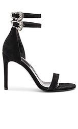 Туфли на каблуке с двумя пряжками - The Kooples