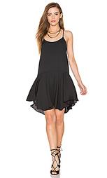 Мини платье с приспущенной талией без рукавов - Eight Sixty