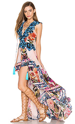 Макси платье tassel - ROCOCO SAND