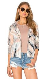 Укороченная куртка с капюшоном на молнии - Gypsy 05
