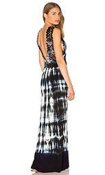 Макси платье с v-образным вырезом - Gypsy 05