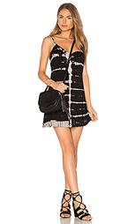 Платье ками с глубоким v-образным вырезом на спине - Gypsy 05