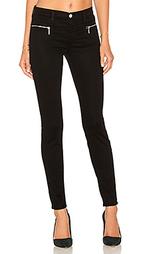 Узкие джинсы с молнией miranda - J Brand