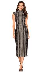 Кружевное платье chiara - Misha Collection