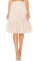 Кружевная юбка из тюля - Needle & Thread