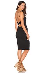 Облегающее платье с переплетом сзади - Rachel Pally