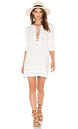 Платье со шнуровкой ynez - C&C California