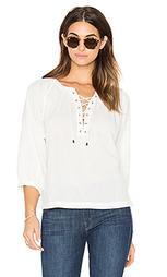 Шелковая блузка bordeaux - Joie