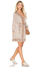 Шелковое платье teedra - Joie