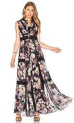 Вечернее платье бабочка без рукавов - Needle & Thread