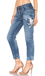 Прямые джинсы savanna - TORTOISE